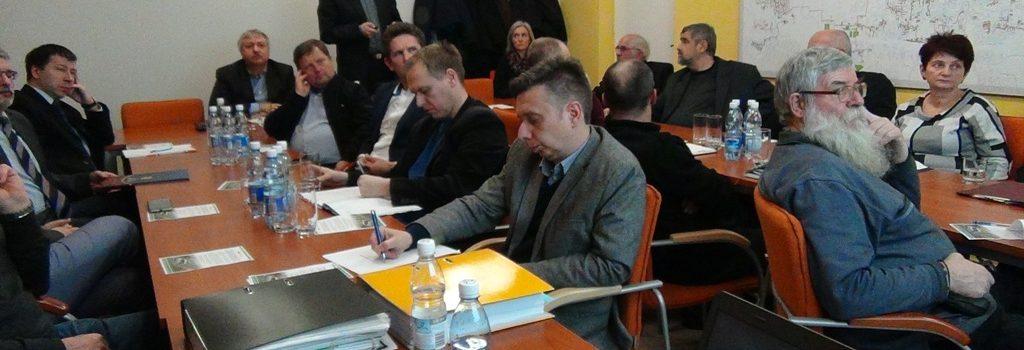 1 lutego 2018 roku – konsultacje społeczne z Radami Osiedli
