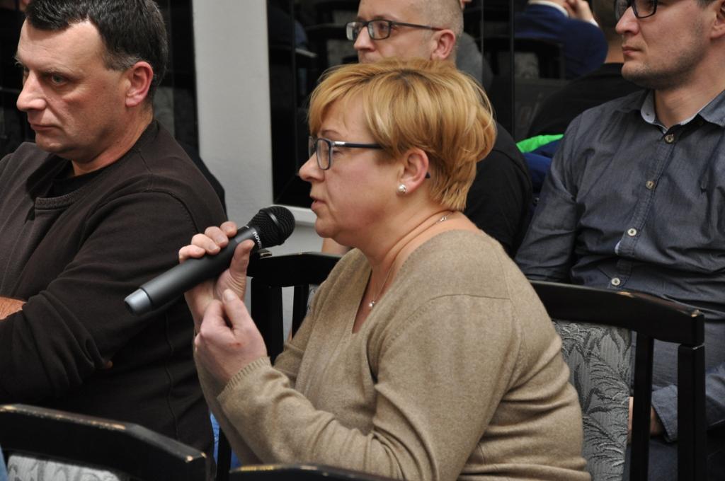 11 stycznia 2018 roku – konsultacje społeczne z Radnymi Miasta Tarnowa i Rad Osiedli