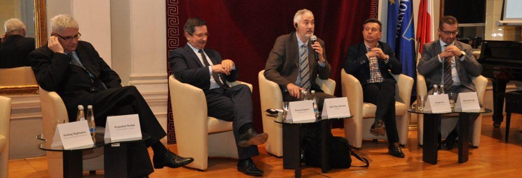 """17 października 2017 roku – konferencja pt. """"Koncepcja miejskiego klastra energetycznego"""""""